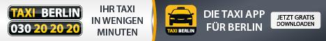 Taxi-App für Berlin